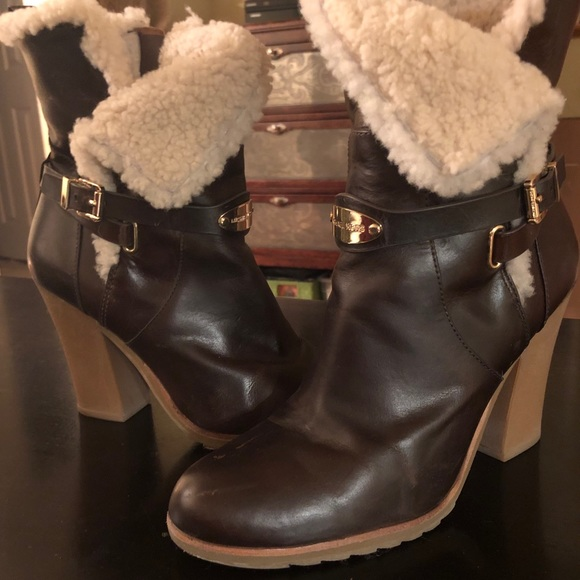 Michael Kors Shoes - Gorgeous Michael Kor's leather boots
